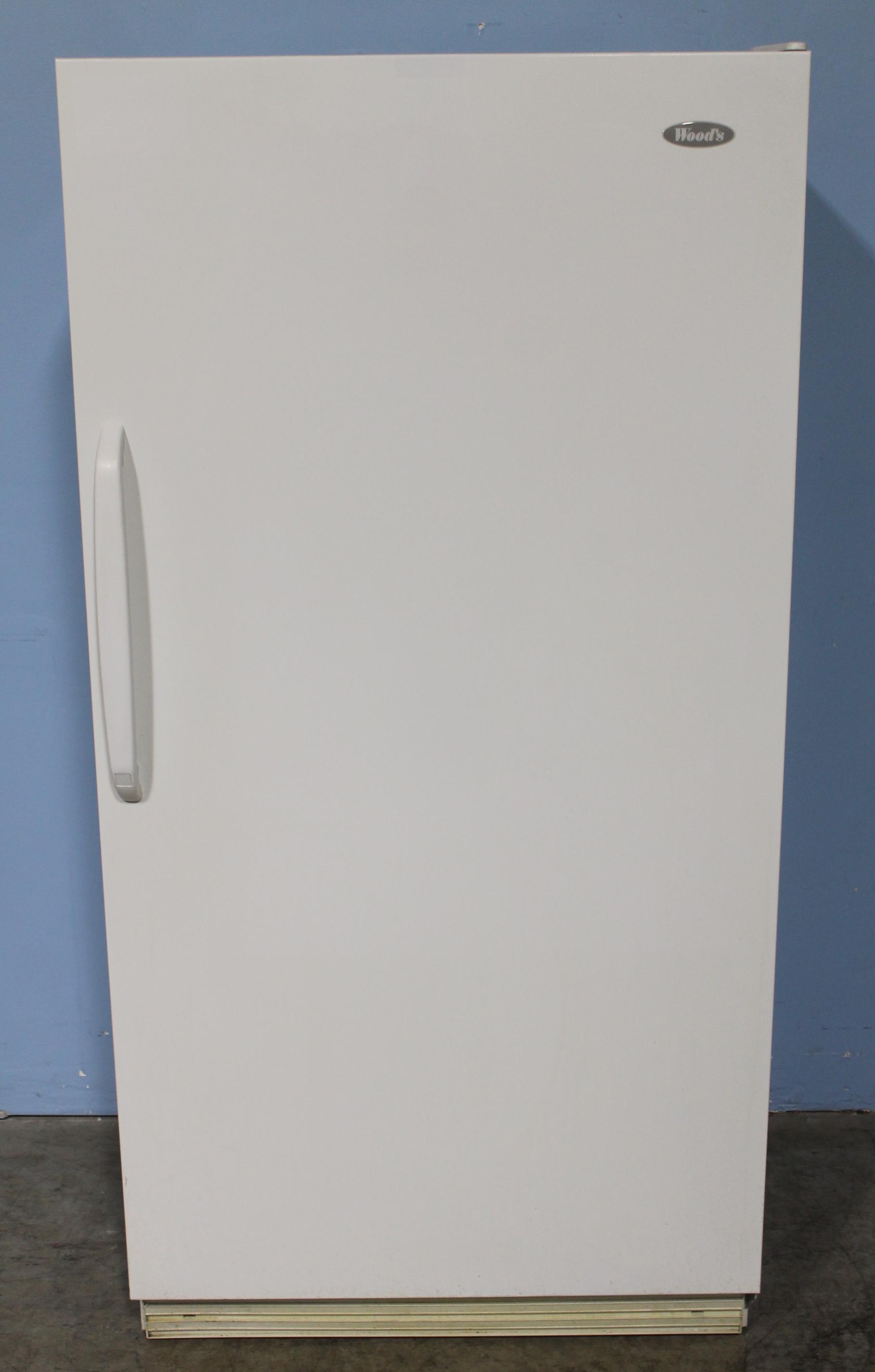 Woods Upright Freezer