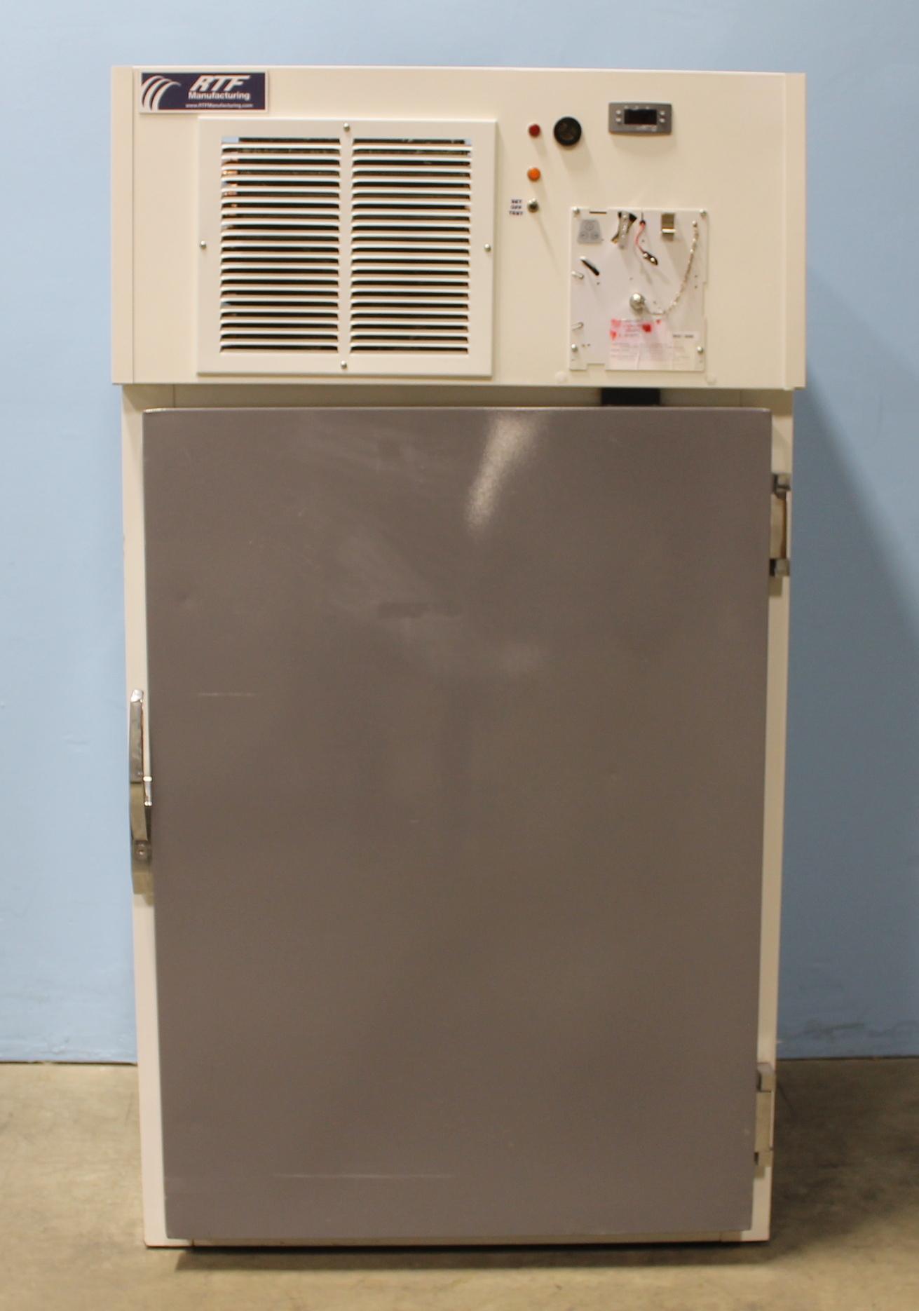 RTF Manufacturing -40C Blood Plasma Freezer Model HC-10-LT-T-BP Image