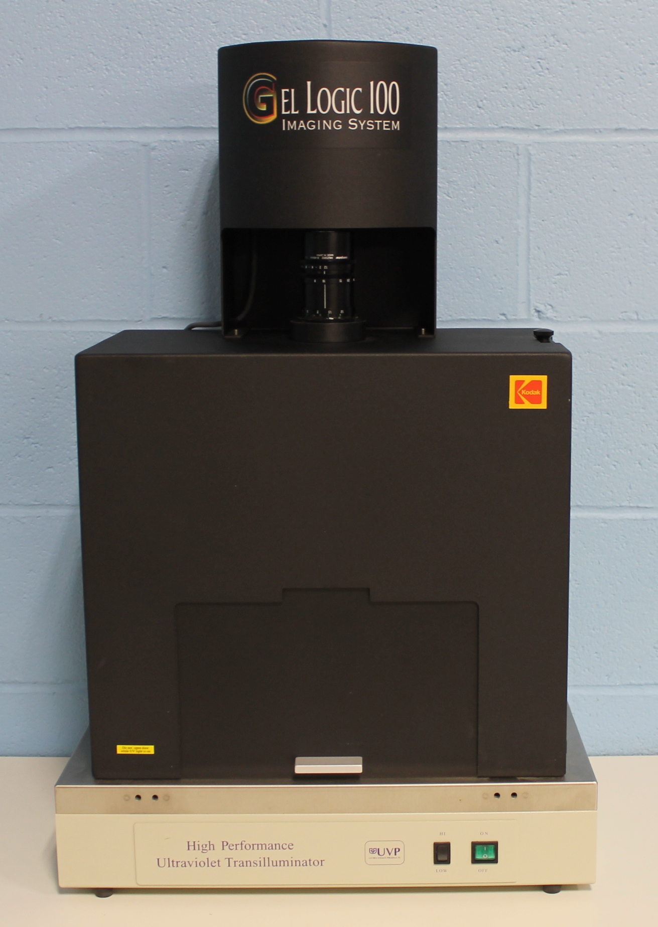 Refurbished Kodak Gel Logic 100 System