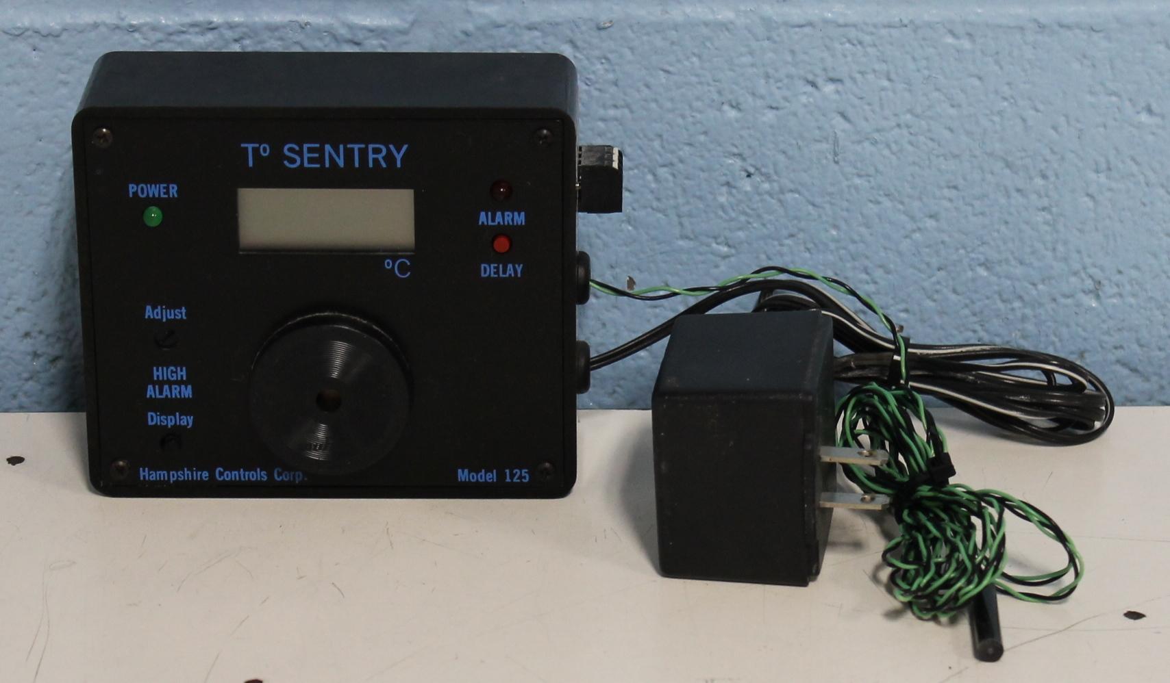 Hampshire Controls Corporation T Sentry Model 125 Digital