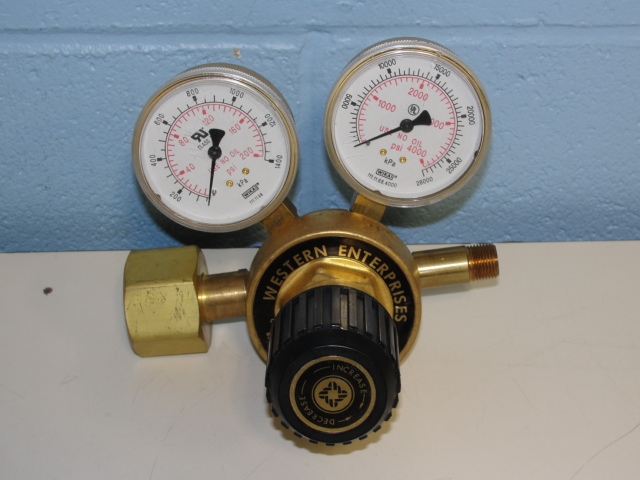 VWR 0307A RM Series In-Line Manifold Regulator Image