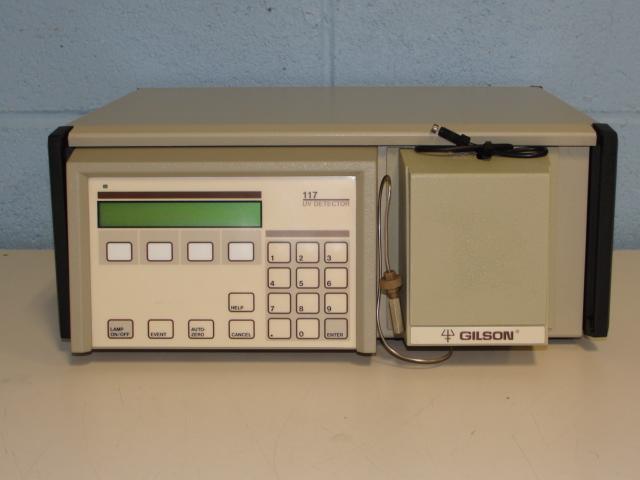 Gilson 117 UV Detector Image