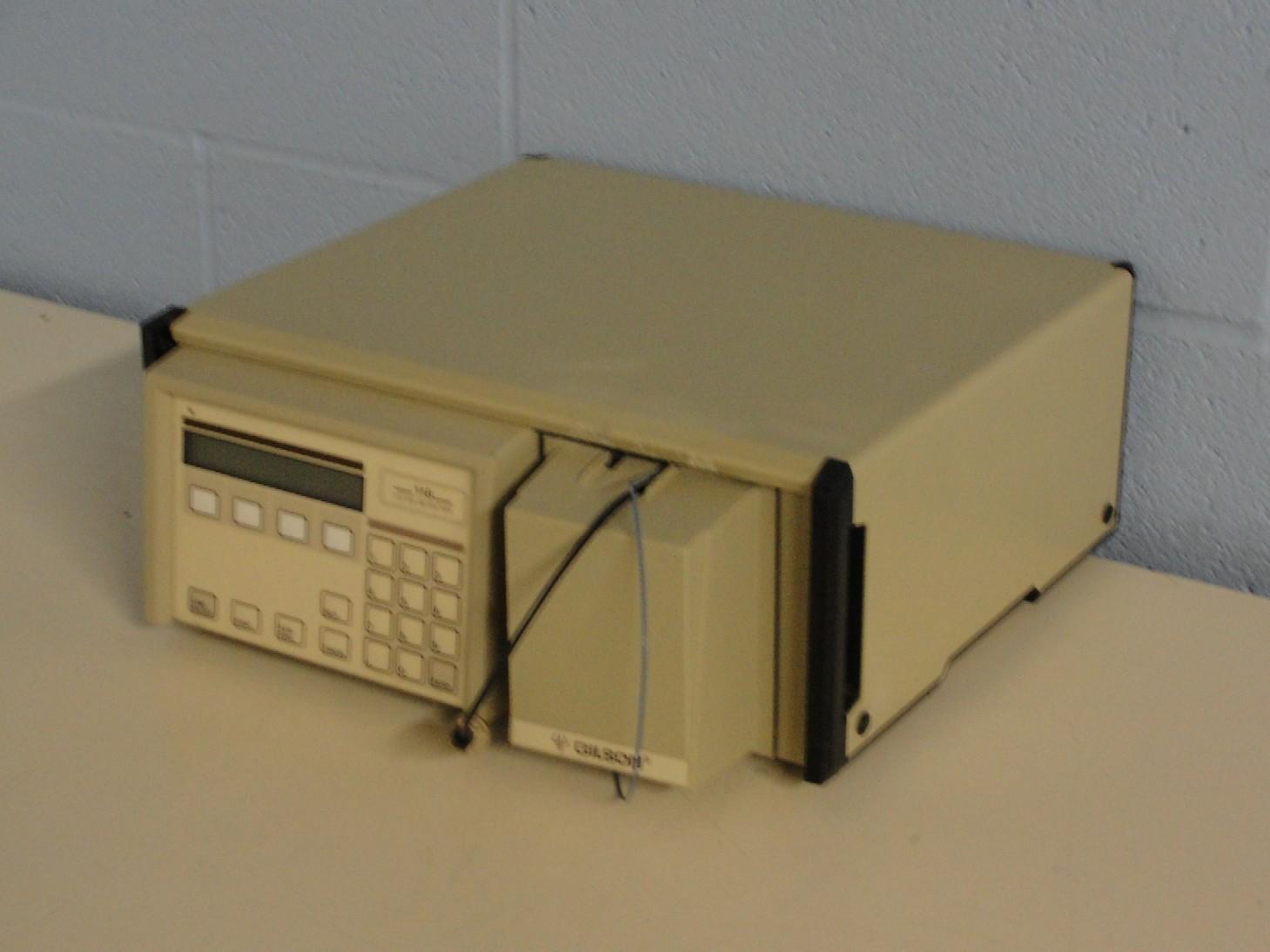 Refurbished Gilson 118 Uv Vis Detector