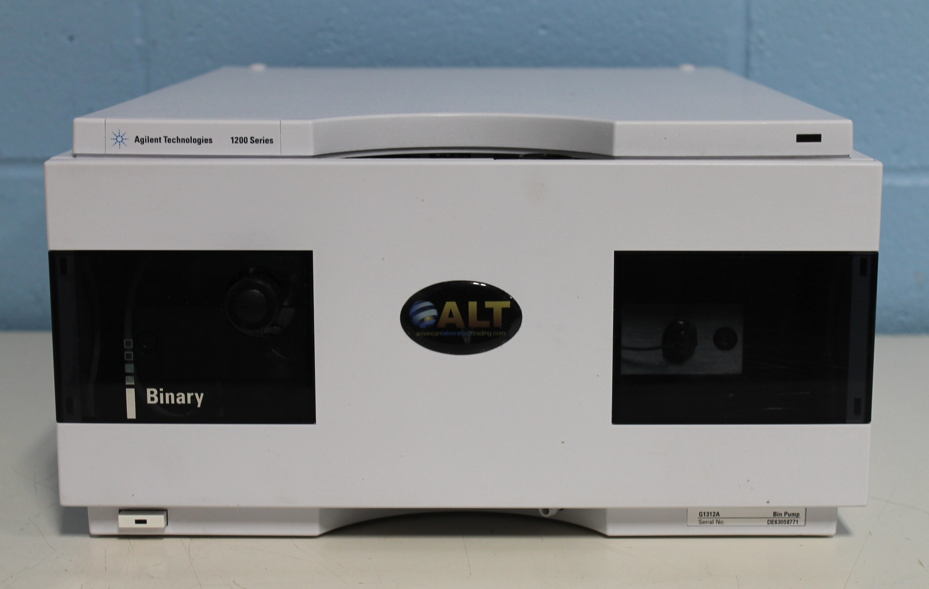 Agilent Technologies 1200 Series G1312A Binary Pump Image