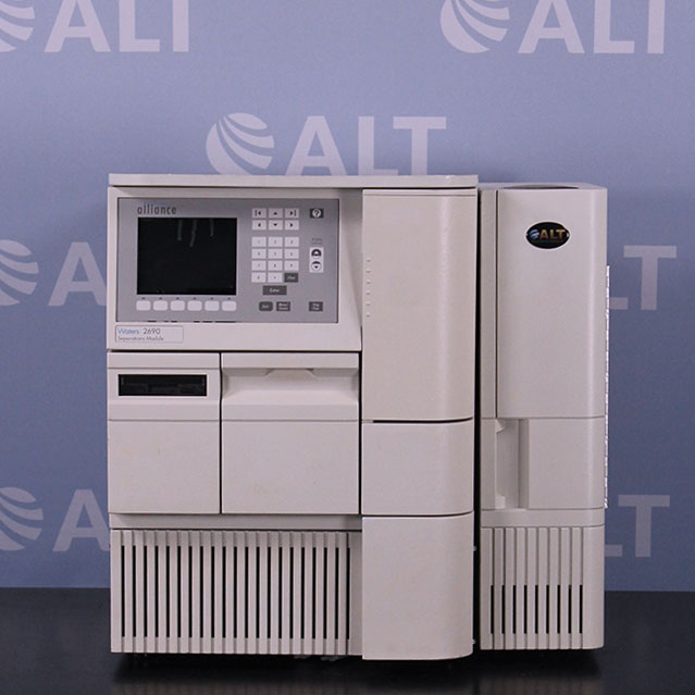 Waters 2690 Alliance HPLC Separations Module with Column Heater Image