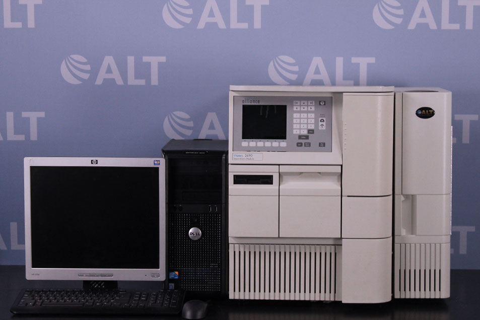 Refurbished Waters 2690 Alliance Hplc Separations Module