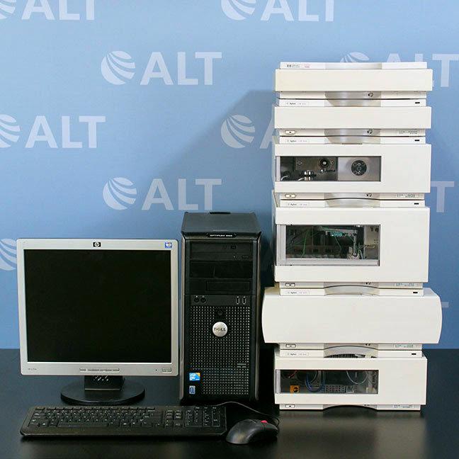 Agilent 1100 Series HPLC System  Image