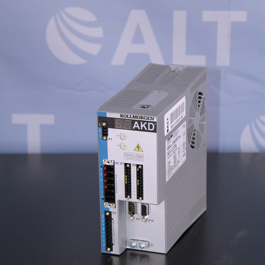 Refurbished Kollmorgen Series AKD-B01206 Servo Drives