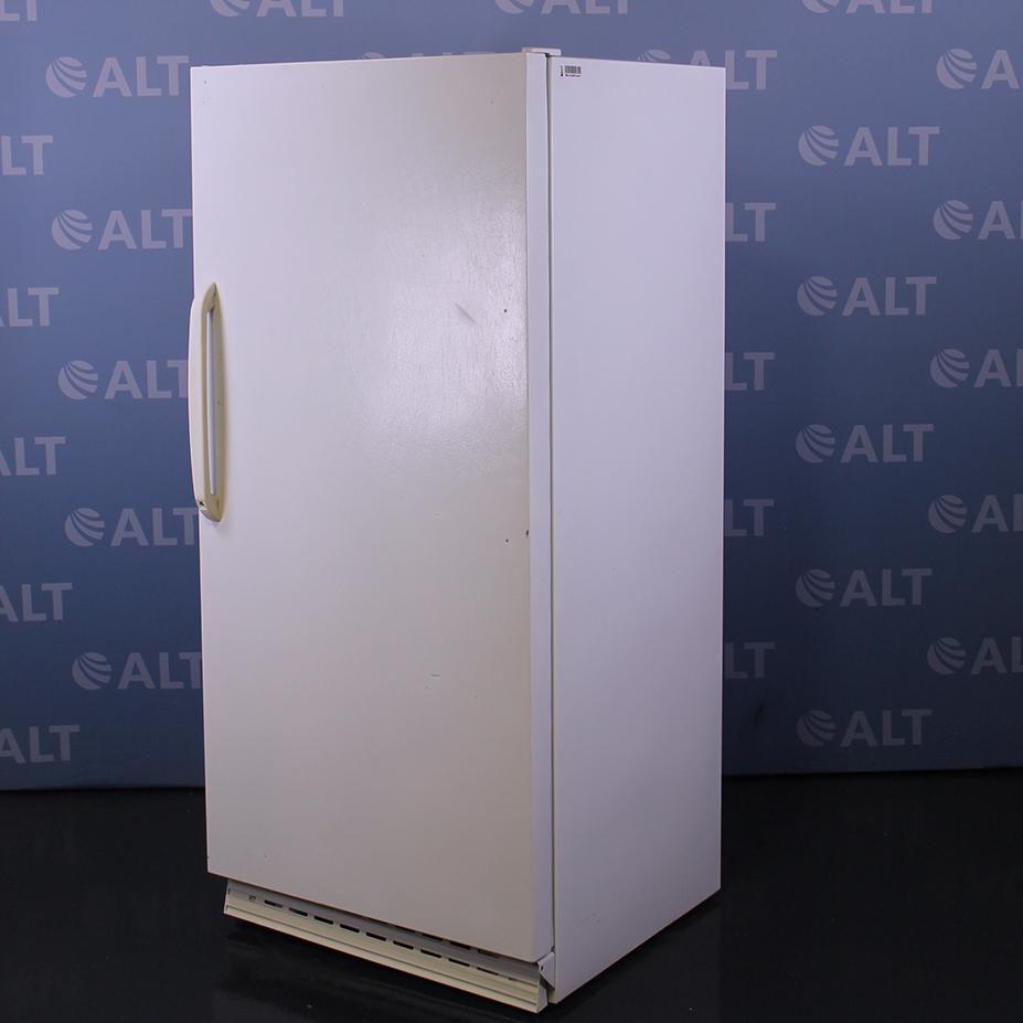 Refurbished W C Woods Upright Single Door Refrigerator