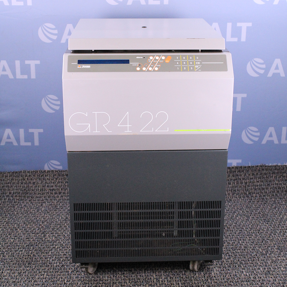 Jouan GR 422 Refrigerated Floor Centrifuge Image