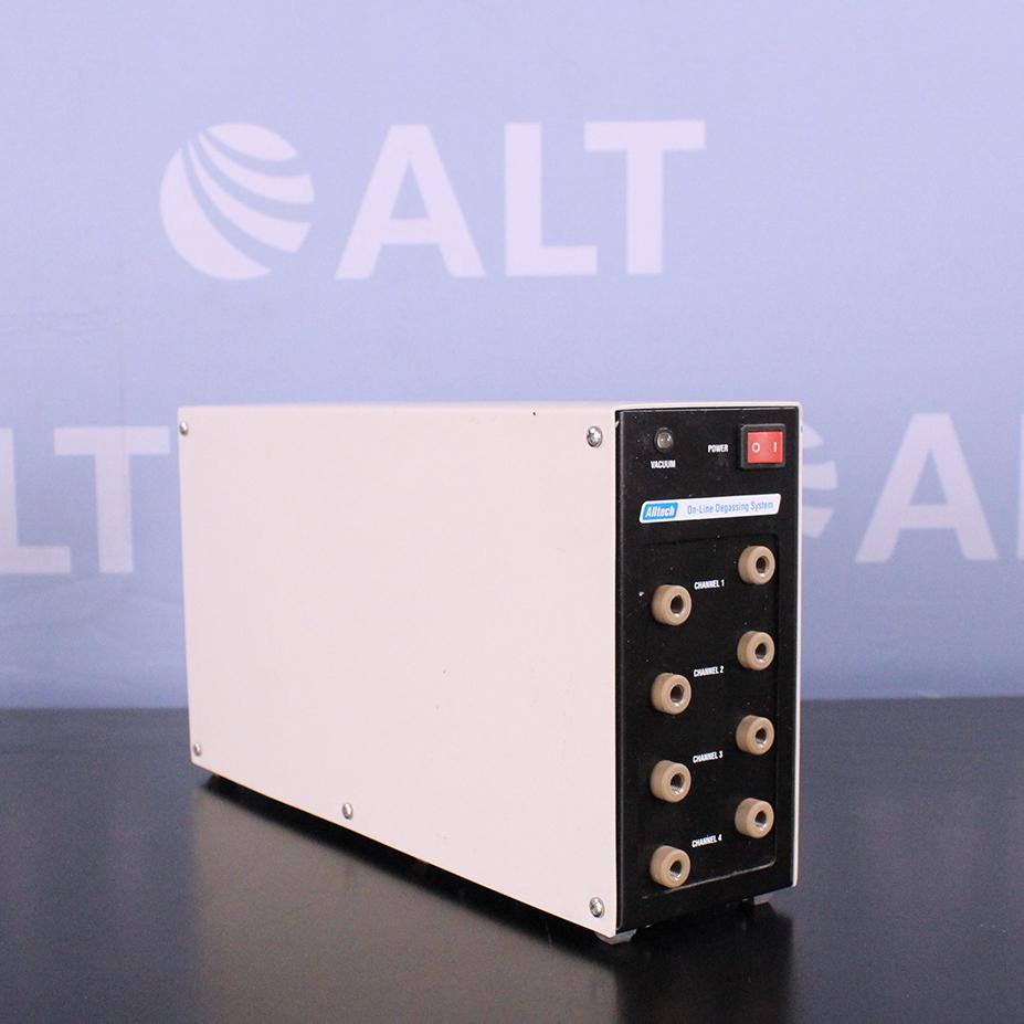 Alltech Online Degassing System Image