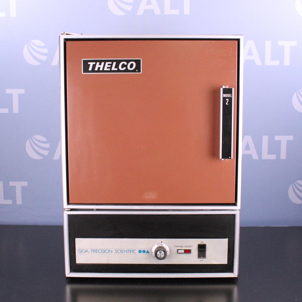 Precision Thelco Incubator Model 2 Image