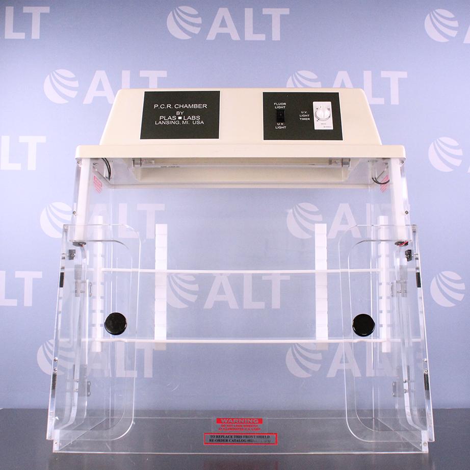 Plas Labs 825-UVC UV PCR Chamber Image