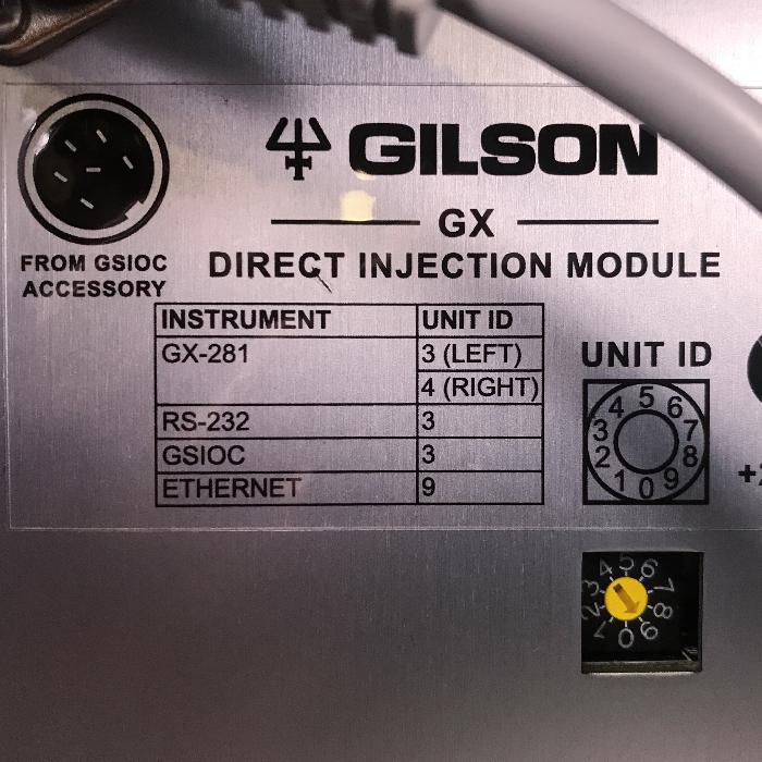 Refurbished Gilson Gx 271 Liquid Handler