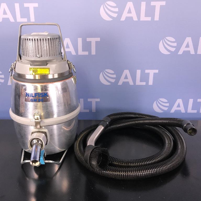 Nilfisk GM80 HEPA Vacuum Image