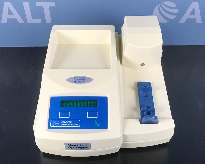 West Point Ms >> Refurbished Advanced Instruments Model 3320 Micro-Osmometer