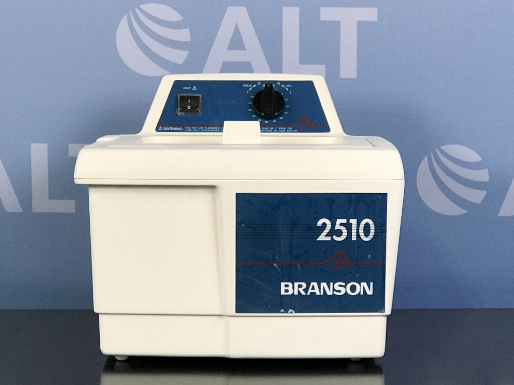 Branson 2510R-MTH Ultrasonic Cleaner Image
