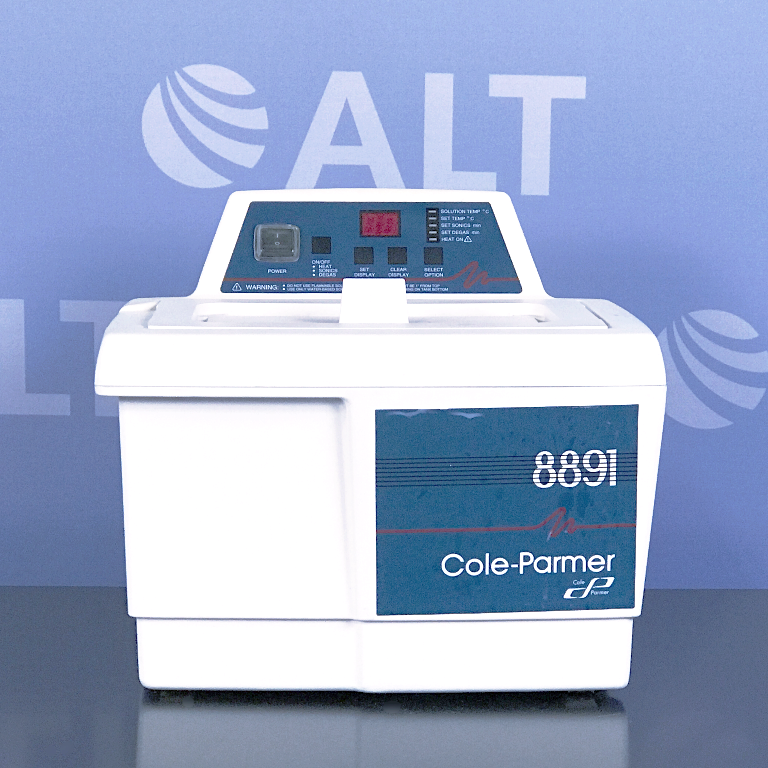 Cole-Parmer 8891 Ultrasonic Cleaner Image