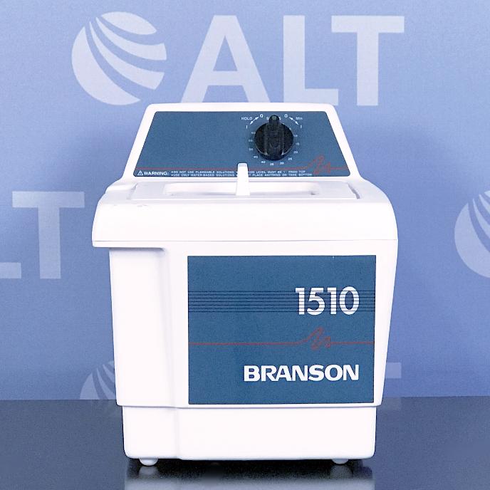 Branson 1510R-MT Ultrasonic Cleaner Image