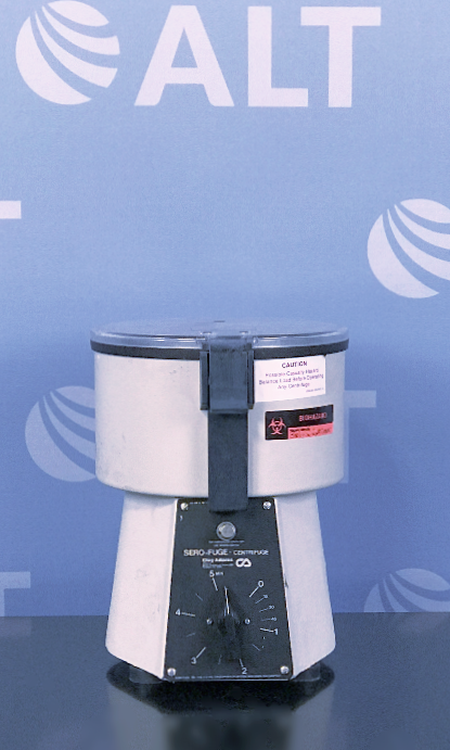 Clay Adams Sero-Fuge Centrifuge With 12 Place Rotor Image