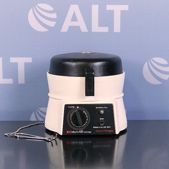 IEC Micro-MB Centrifuge With IEC 275 Rotor Image
