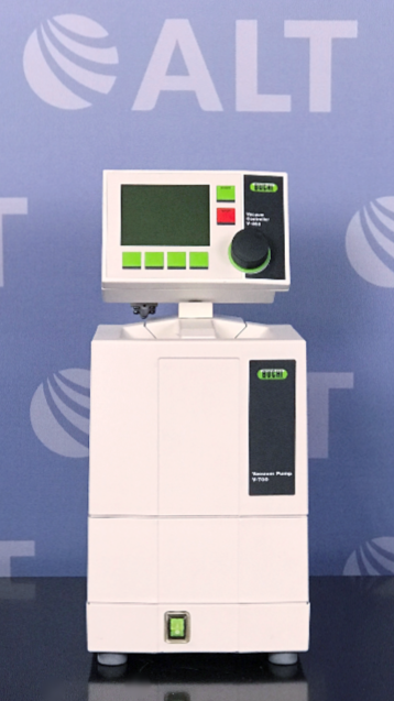 Buchi V-700 Oil-Free Vacuum Pump With V-850 Vacuum Controller Image