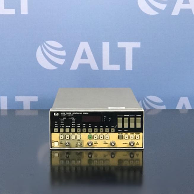 Hewlett Packard 8112A 50 MHz Pulse Generator Image