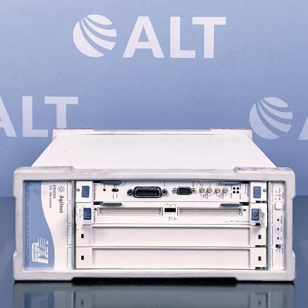 Agilent Technologies E8408A C-Size VXI Mainframe, 4-Slot Image