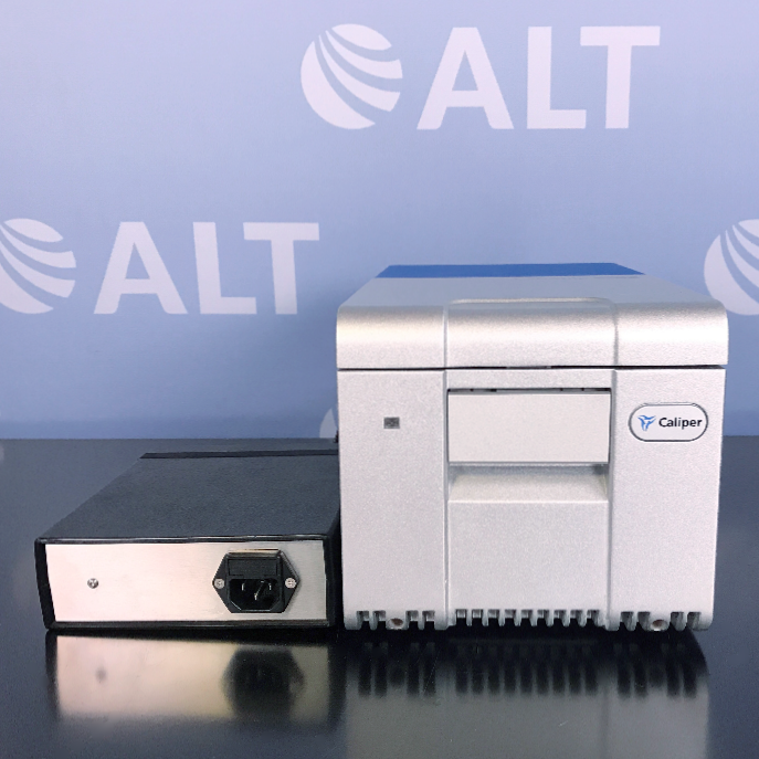 Caliper Life Sciences LabChip XT Fractionation System P/N 127229/D Image