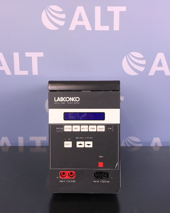 Labconco 5000 Volt Power Supply Image