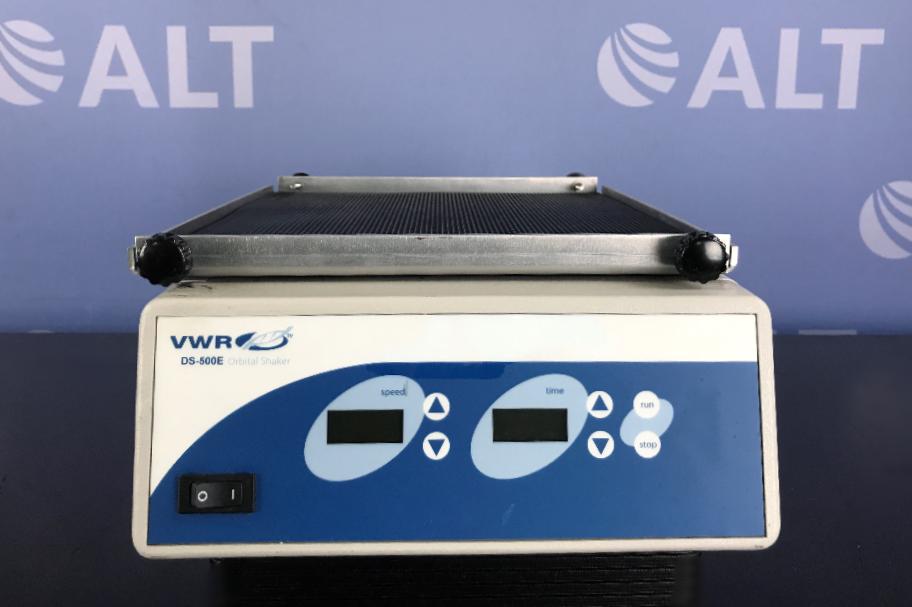 VWR DS-500E Digital Orbital Shaker Image