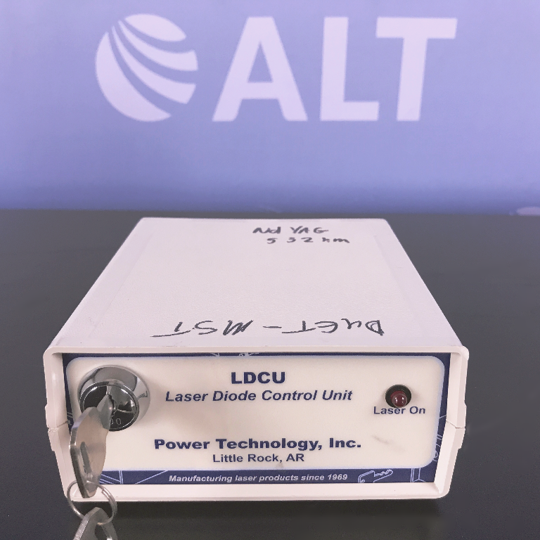 Power Technology Laser Diode Control Unit Power Supply (LDCU5) Image
