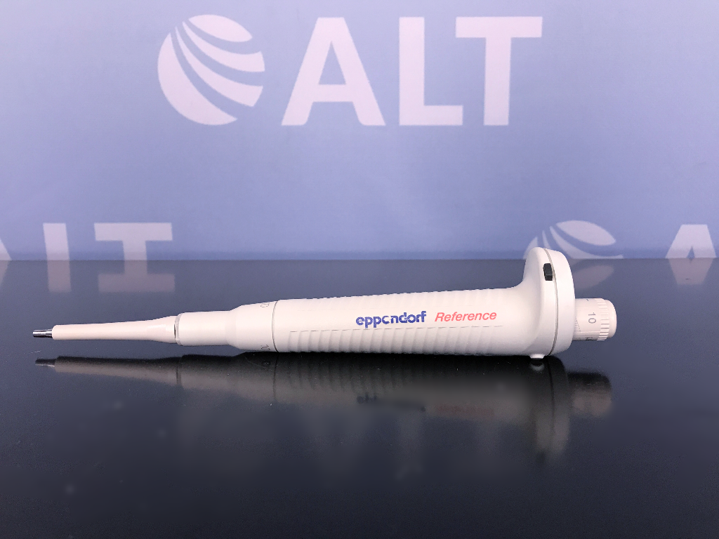 Eppendorf Reference 0.5 - 10 uL Pipette Image
