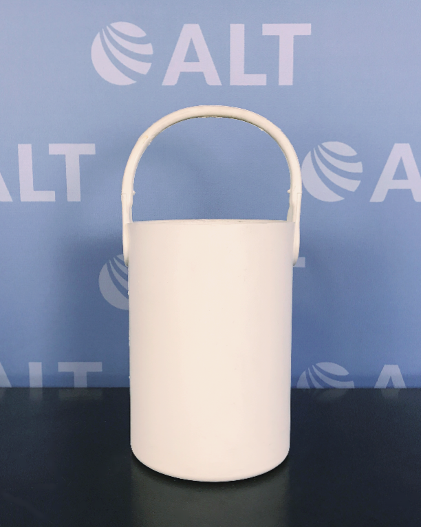 Spectrum Chemical  Safety Bottle Tote Carrier, White Image