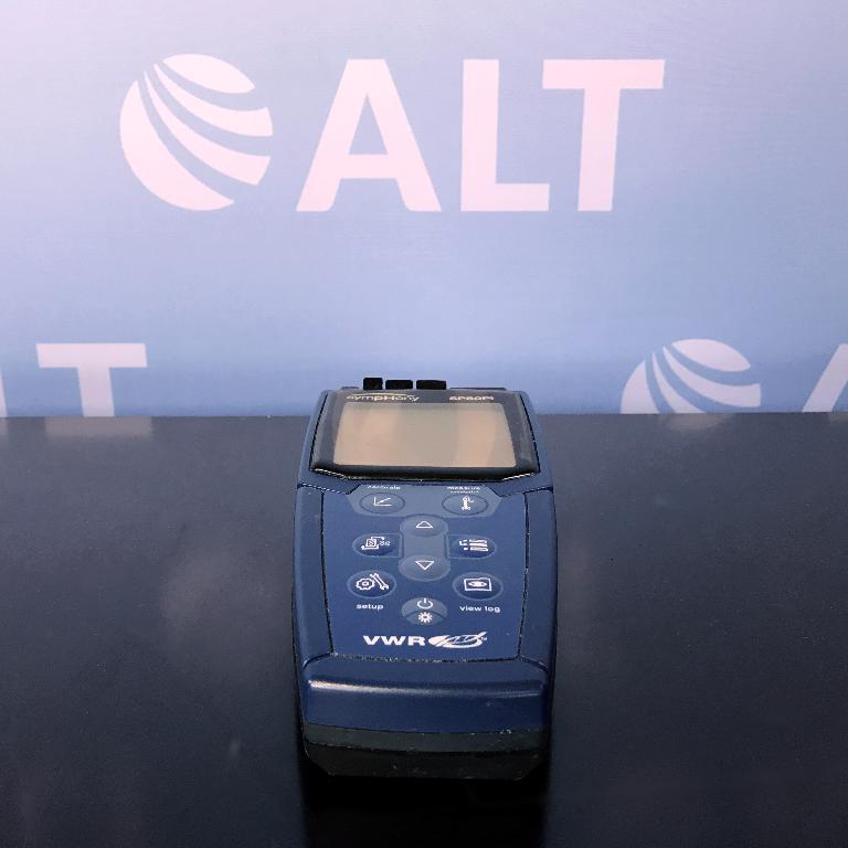 VWR sympHony SP70C Handheld Conductivity Meter Image