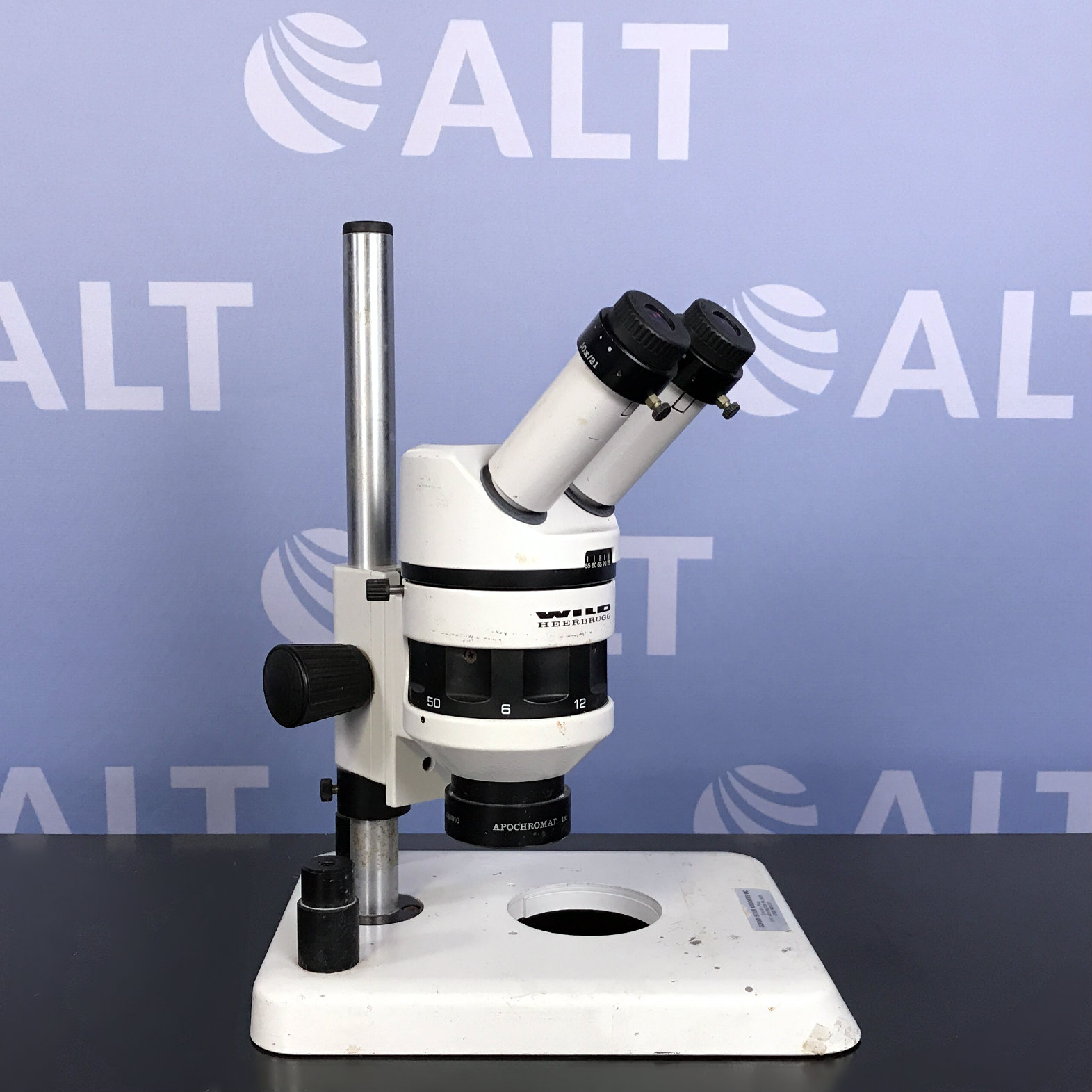 Wild M5A Stereomicroscope  Image