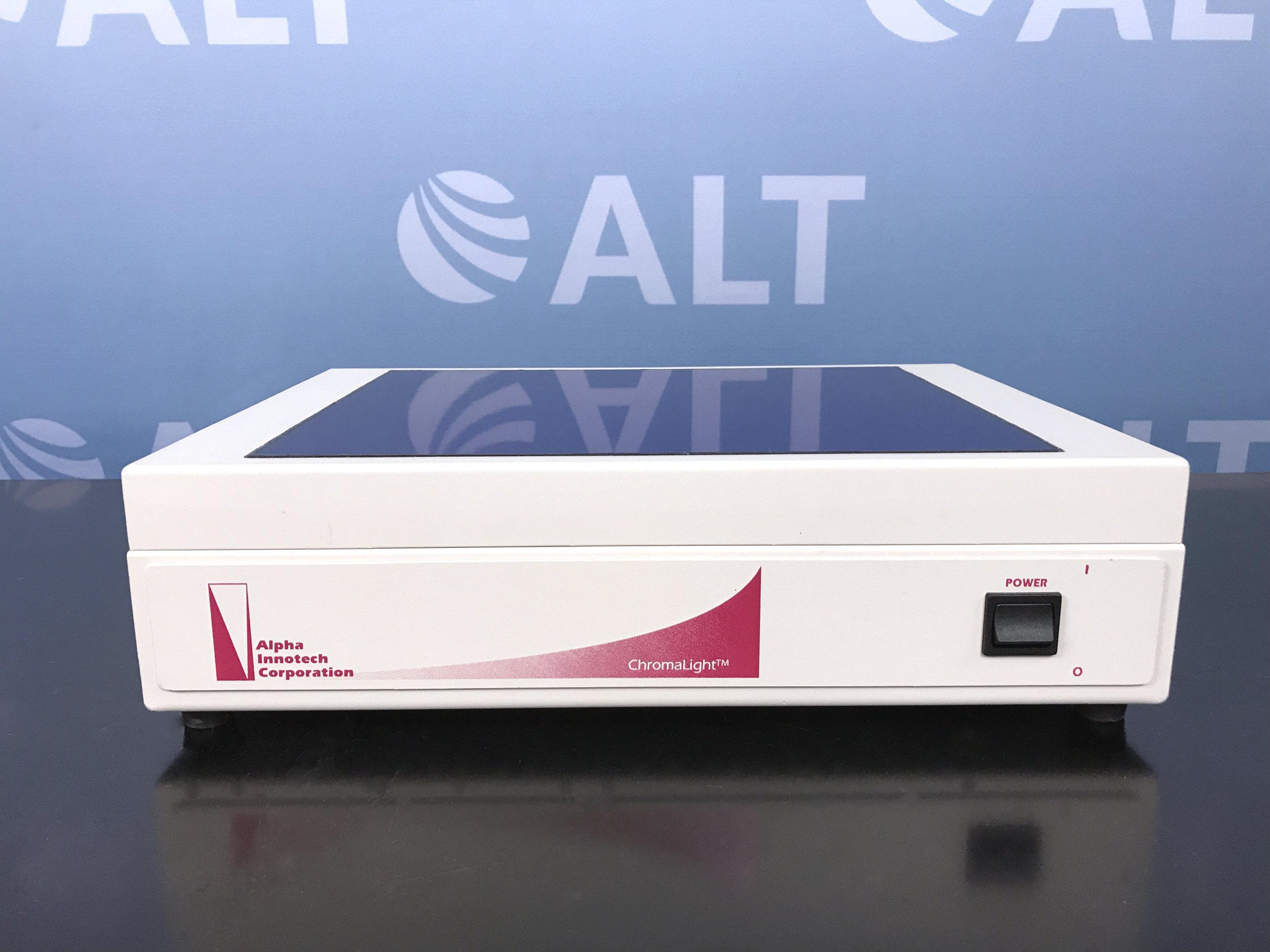 Alpha Innotech MBL-26 UV Transilluminator Chromalight Image