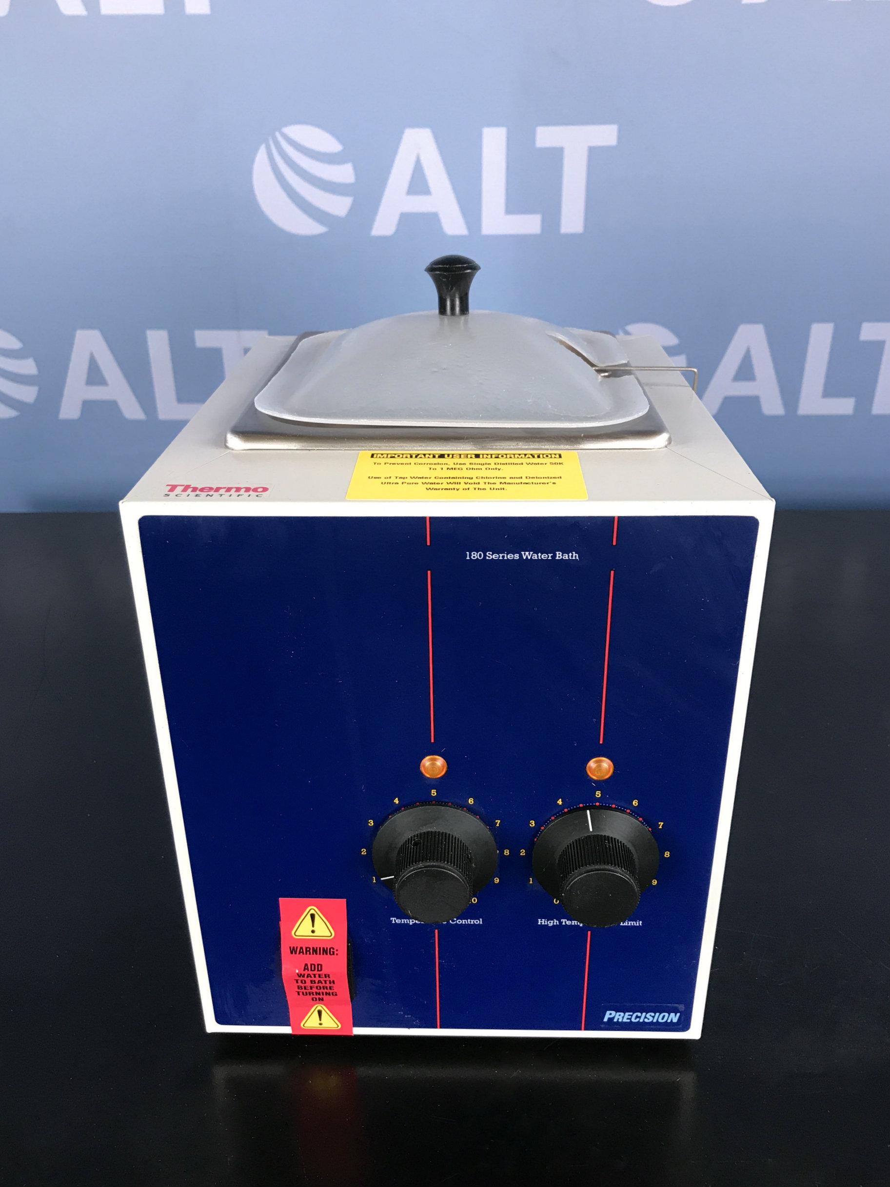 Thermo Scientific Precision Water Bath 180 Series Image