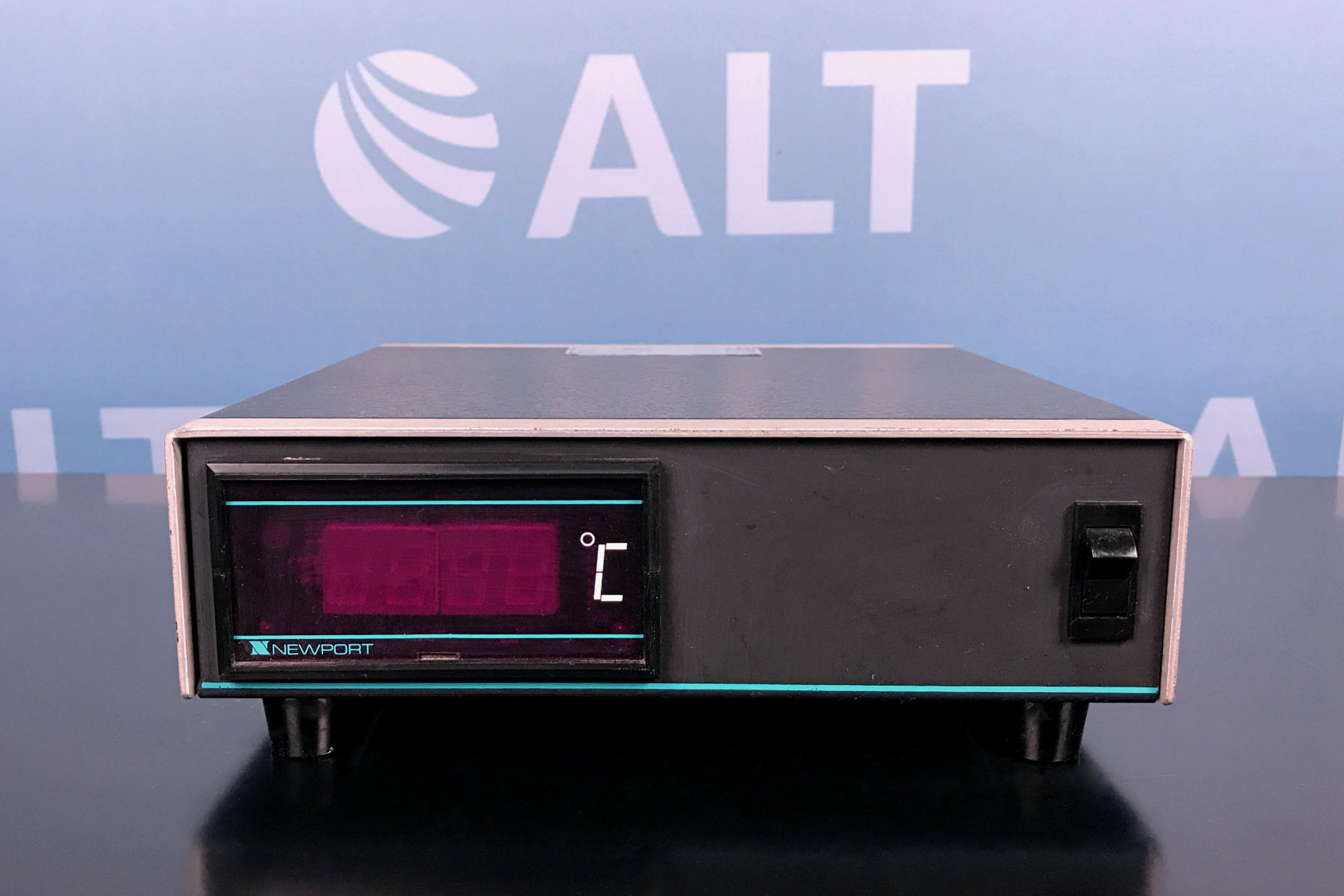 Newport Laboratories 267B-TC-2 Temperature Indicator (Pryometer) Image