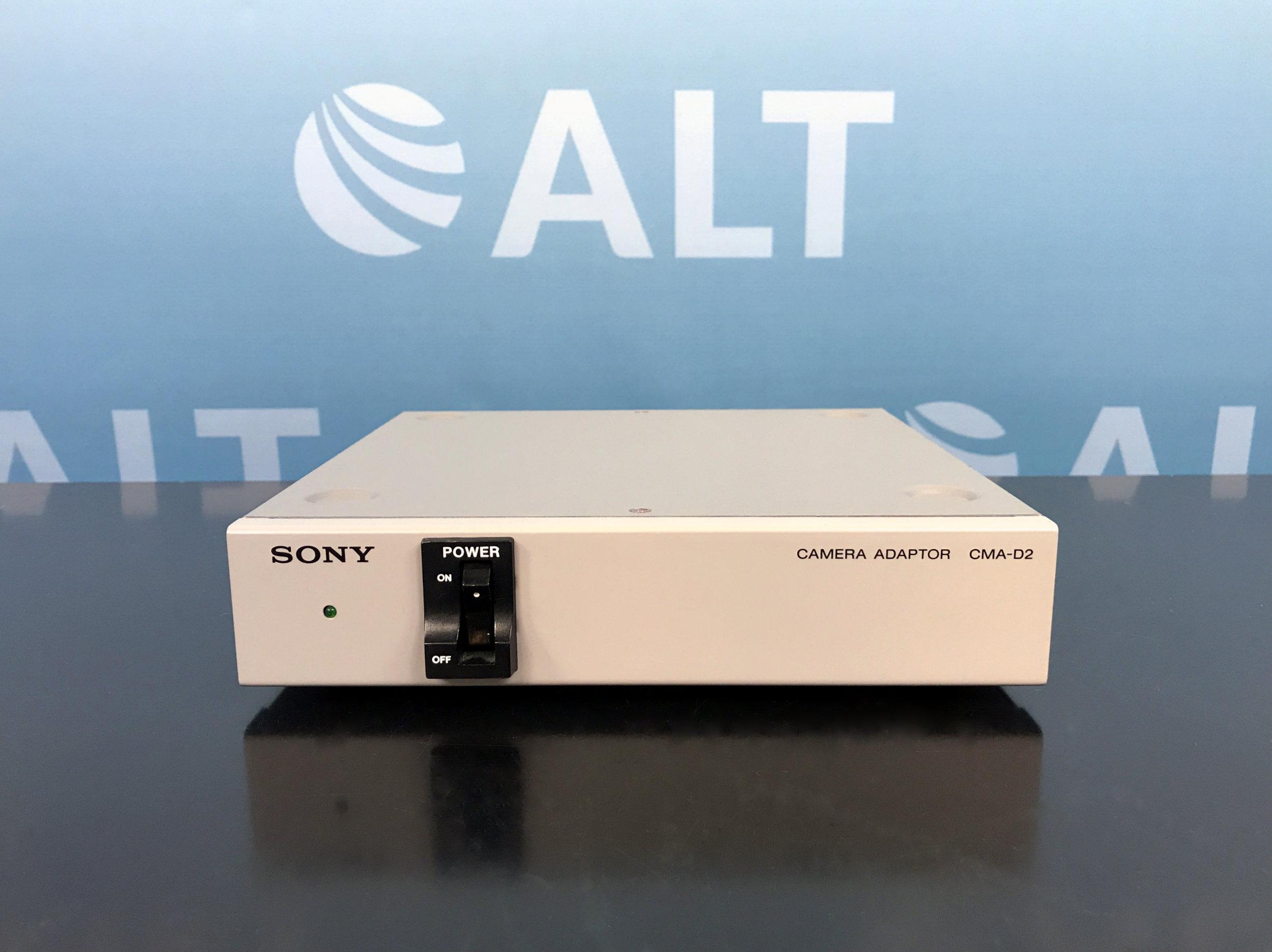 Sony CMA-D2 Camera Adapter Image