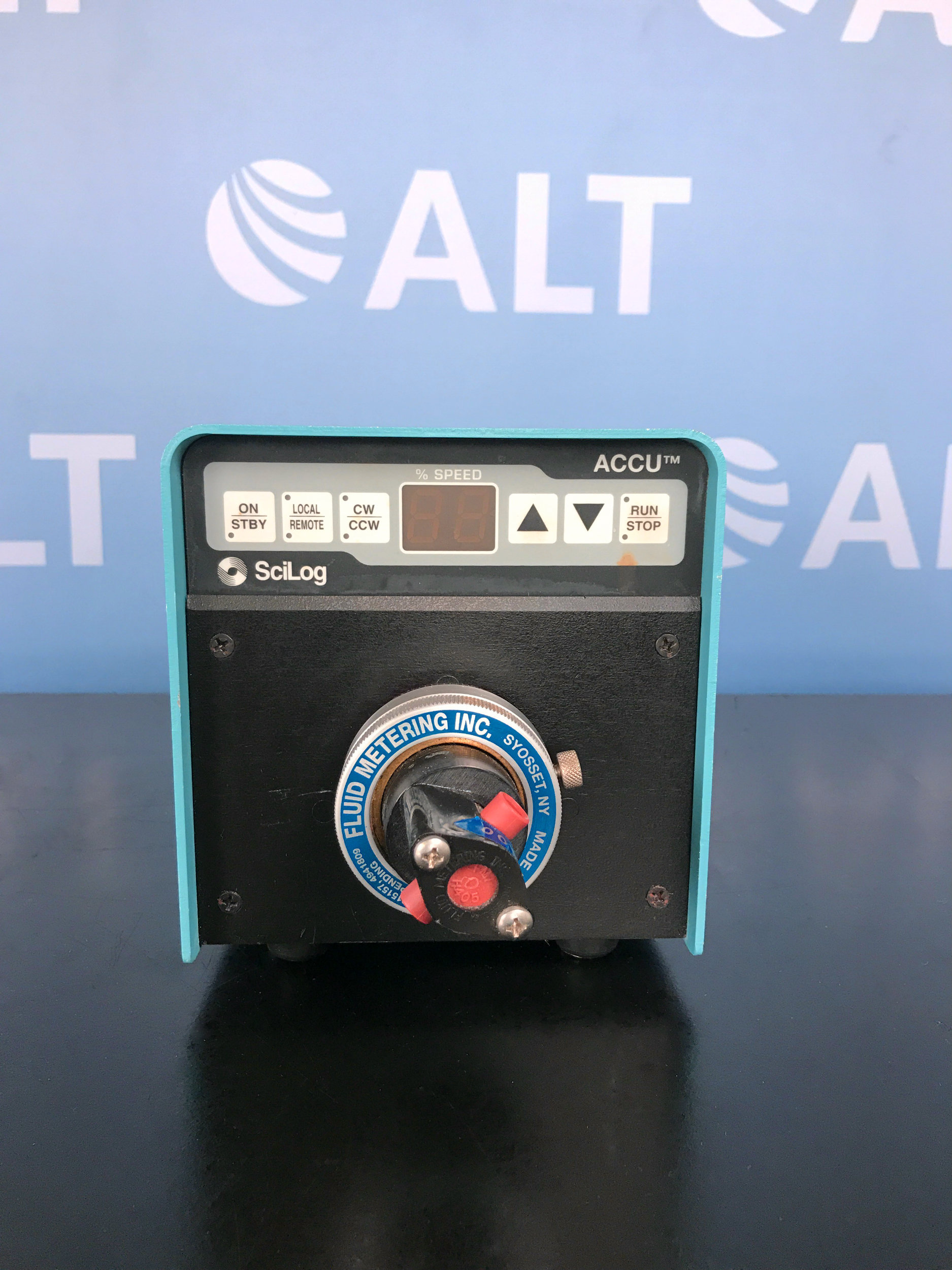 SciLog ACCU Digital Pump System Image