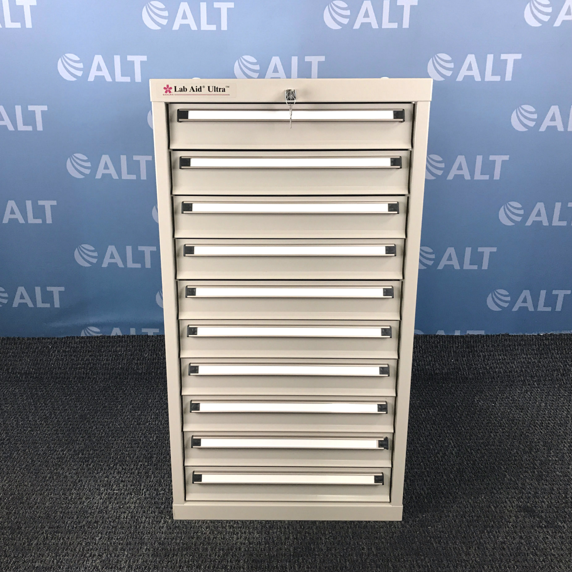 Sakura Lab Aid Ultra Storage Cabinet Image