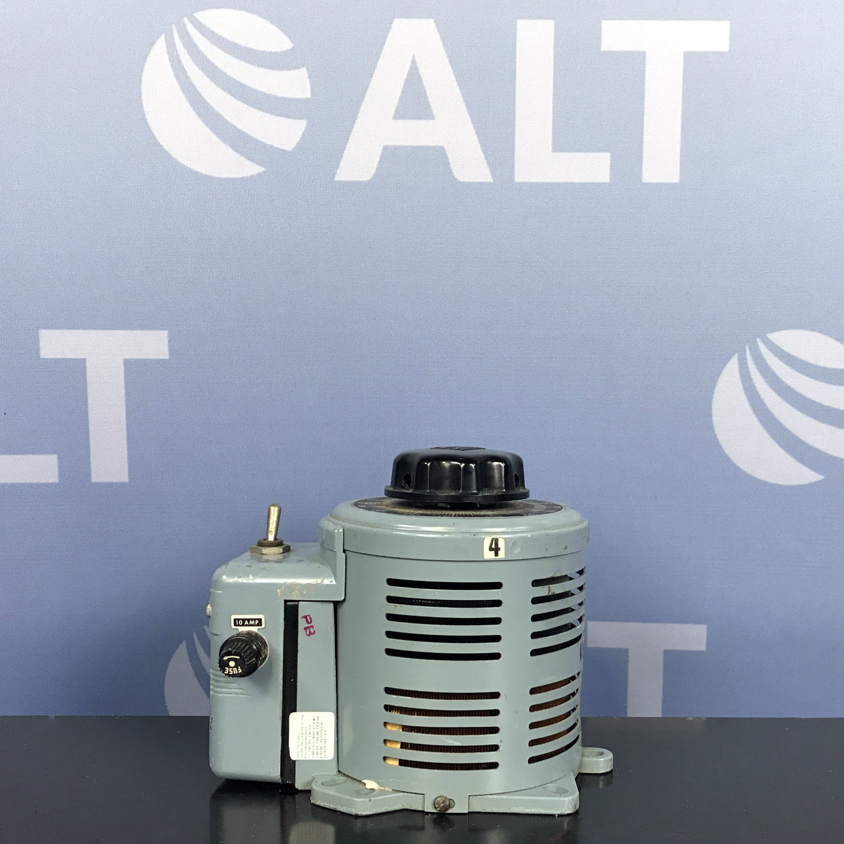 Superior Electric Type 3PN116B Powerstat Variable Transformer Image