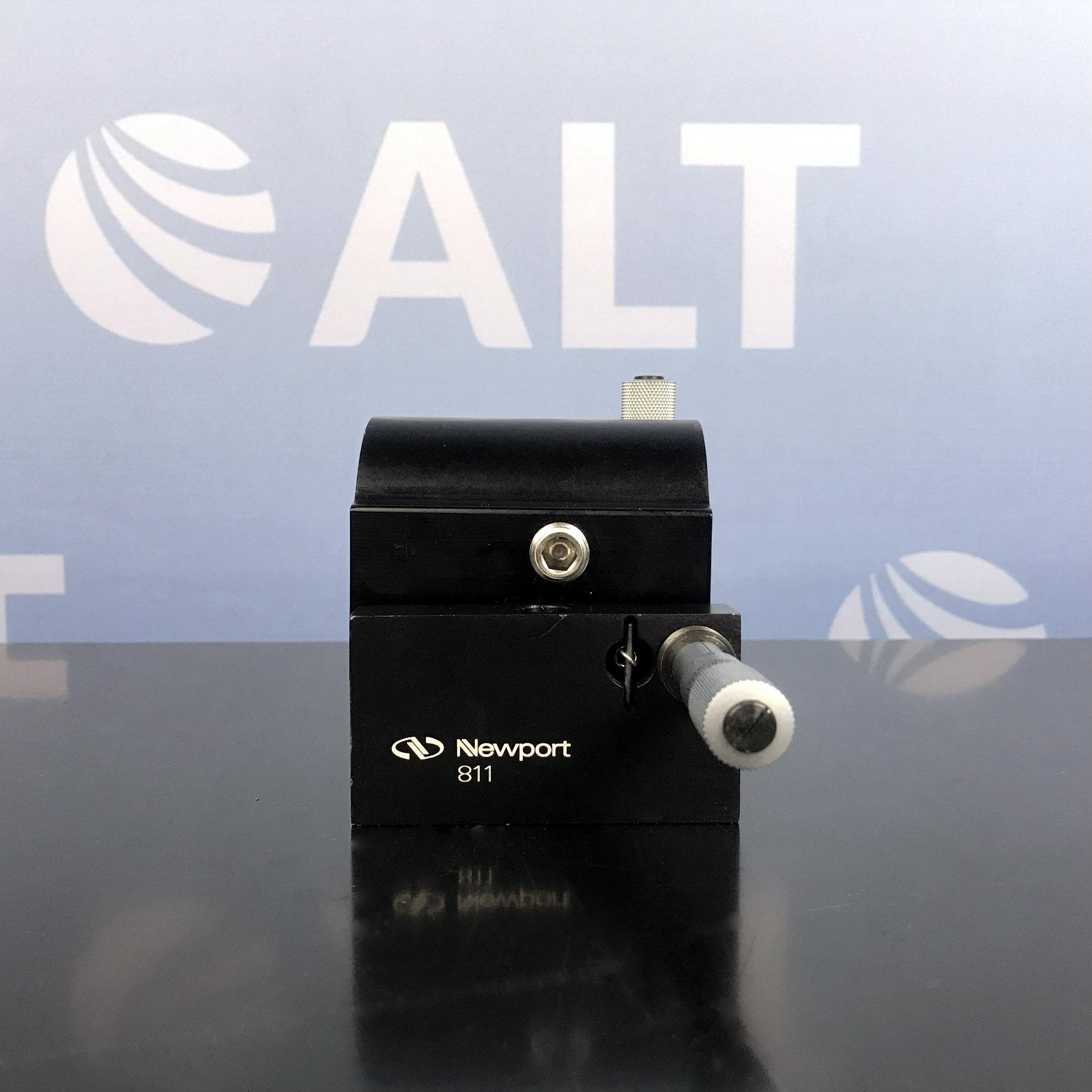 Newport 811 Laser Mount Image