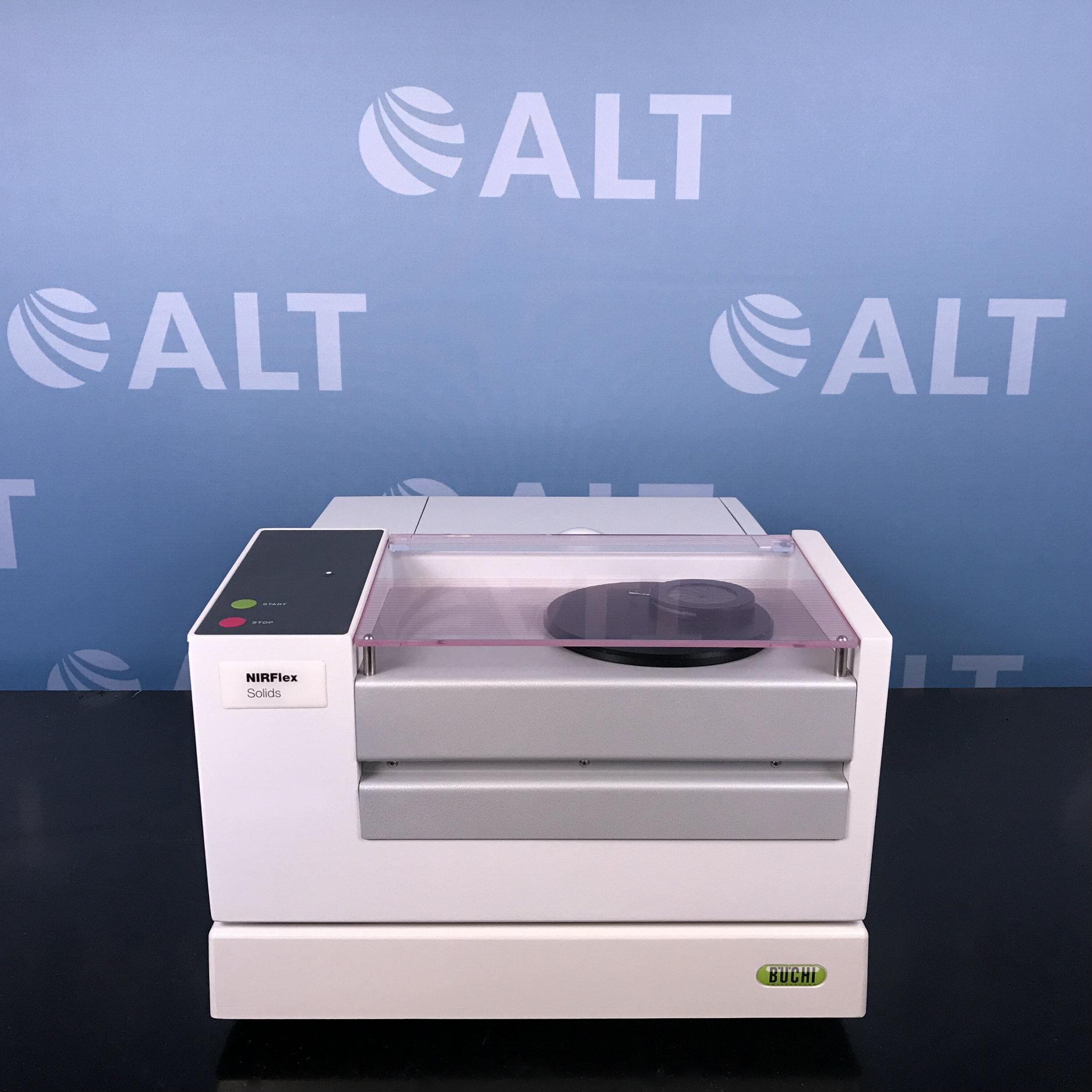 Buchi NIRFlex Solids N-500 Spectrometer  Image