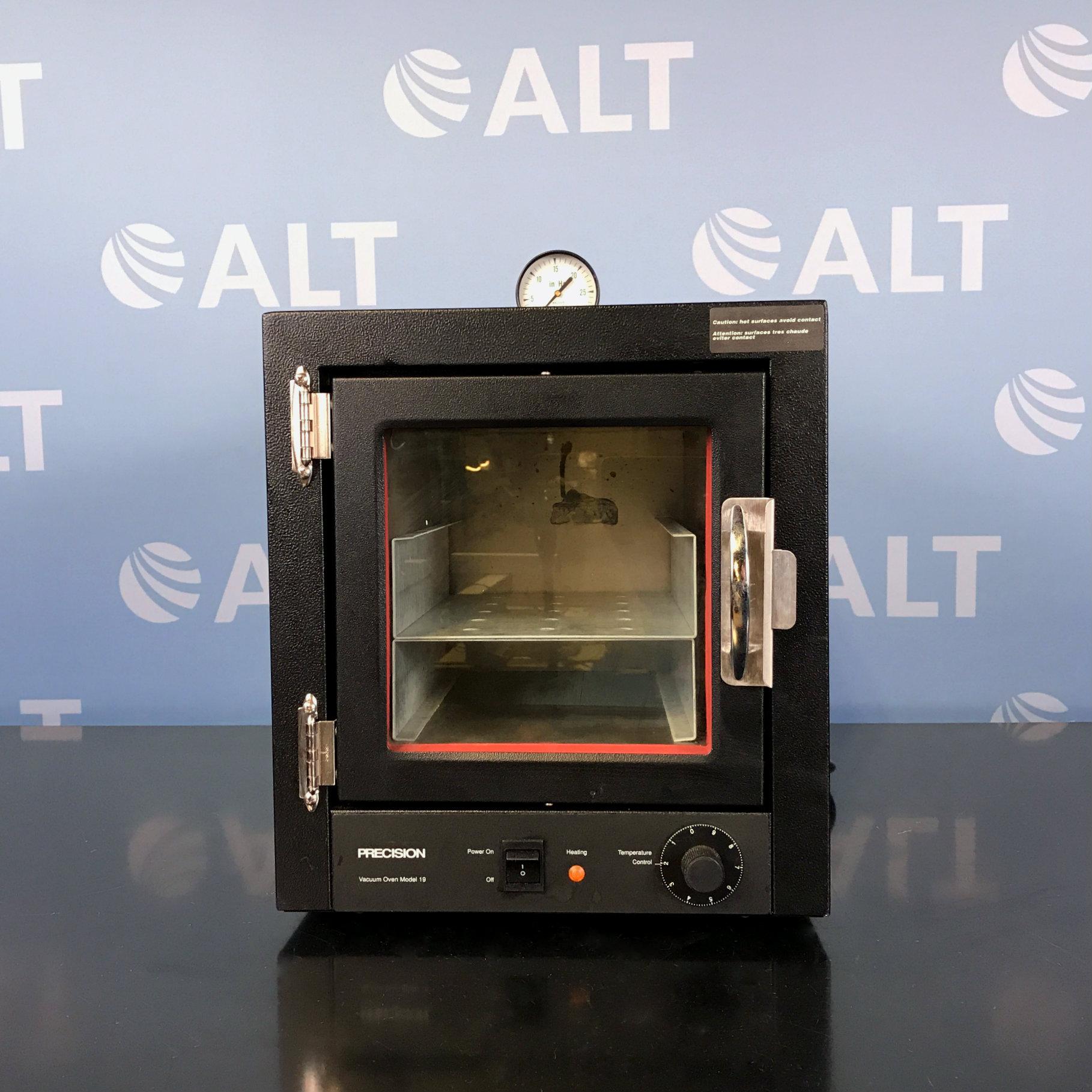 Precision Model 119 Vacuum Oven Image