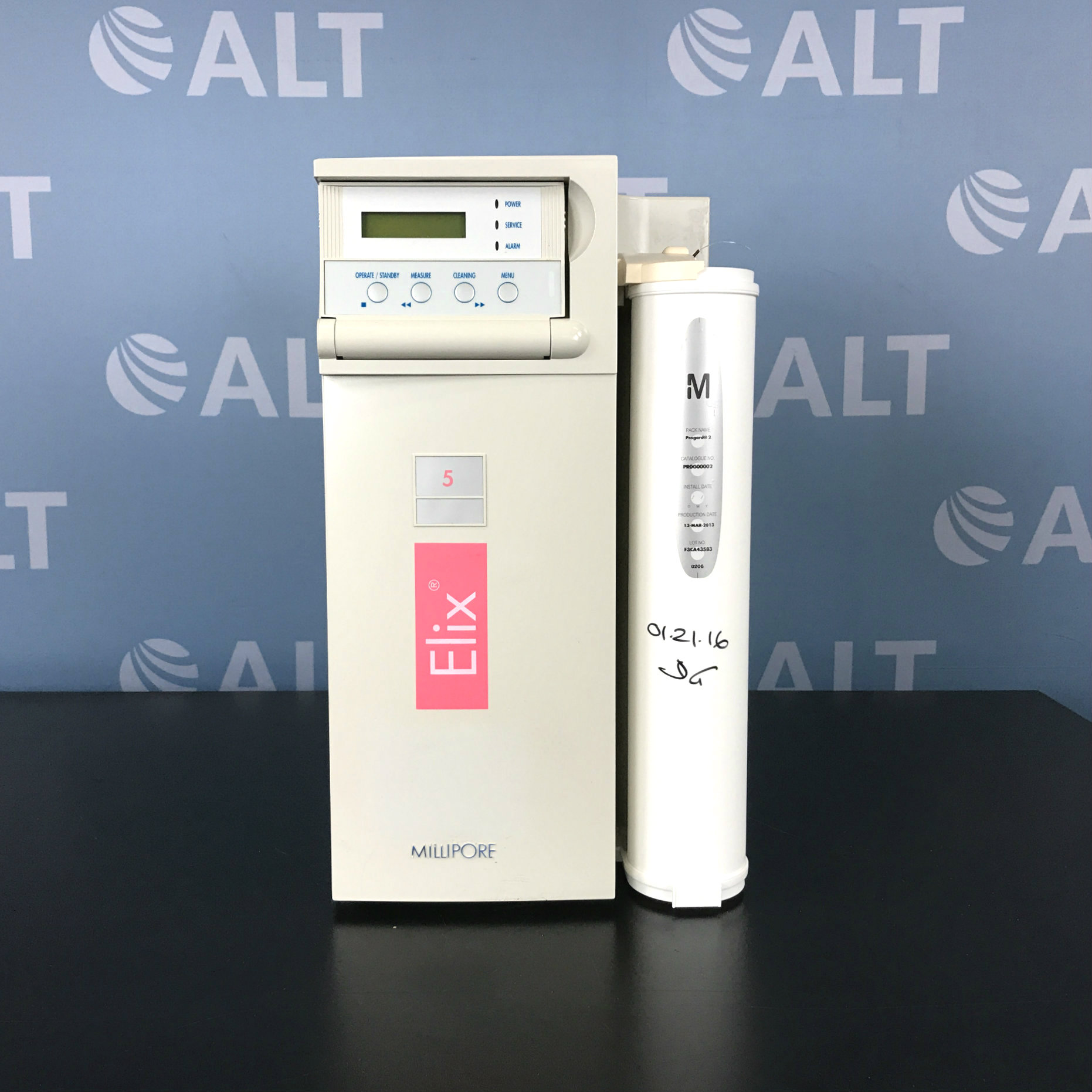 Refurbished Millipore Elix 5 Water Purification System