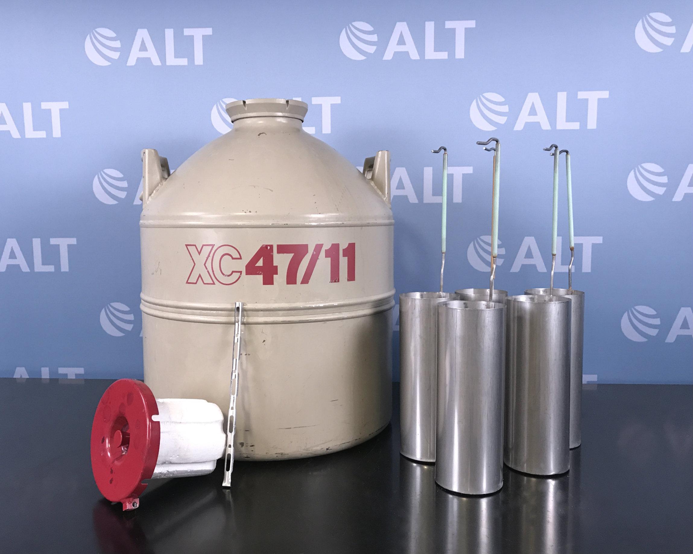 MVE XC 47-11-6 Cryogenic Storage Vessel Image