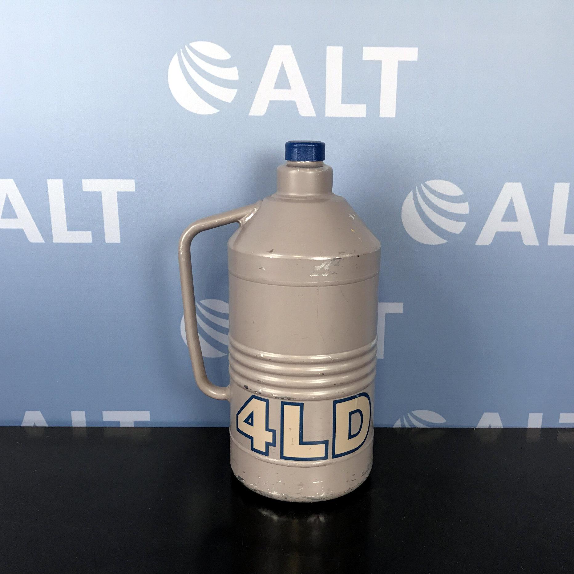 Taylor Wharton  4LD Liquid Nitrogen Dewar  Image