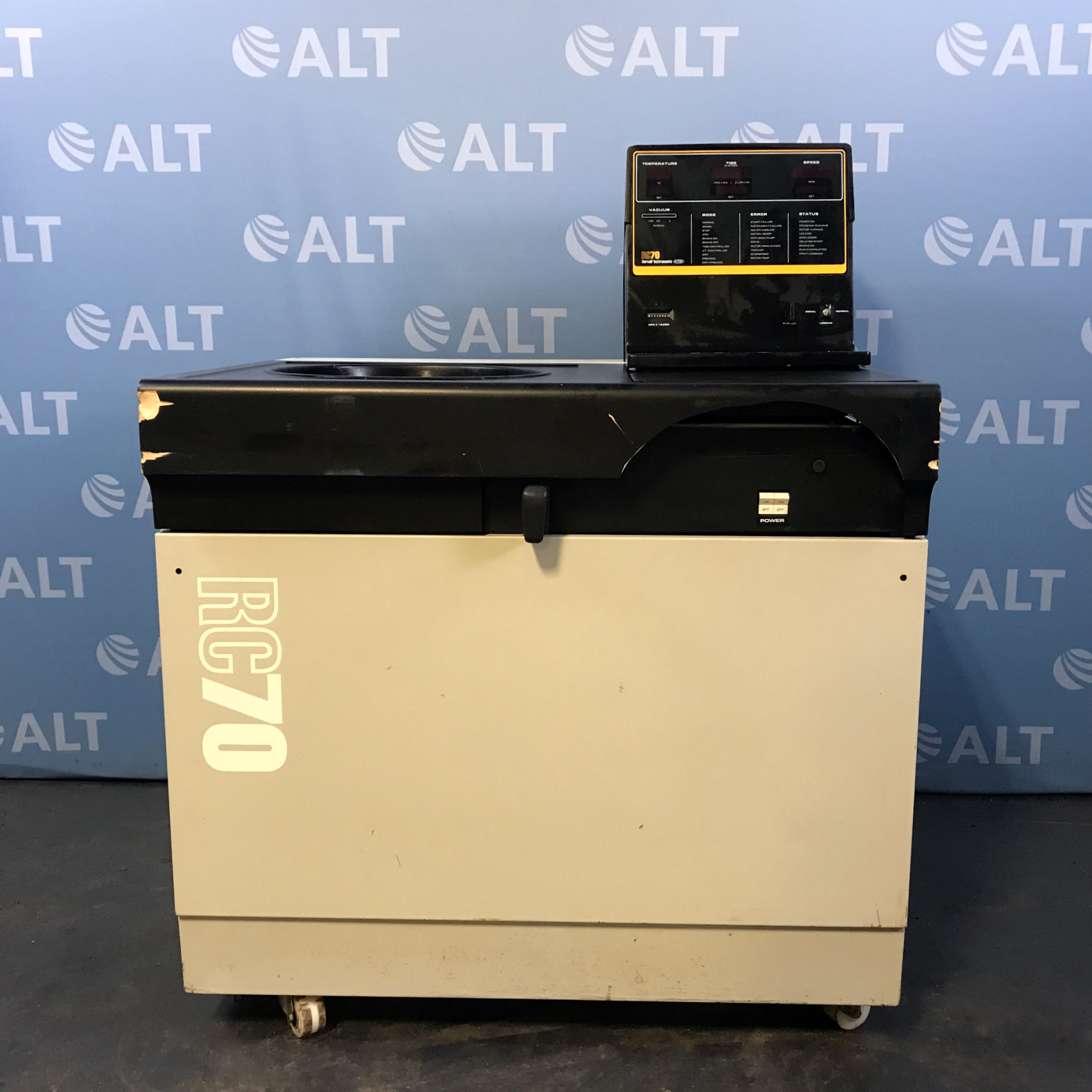 Sorvall/Dupont RC-70 Ultra-Speed Centrifuge Image